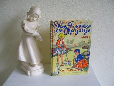 Kinderboekje Van Fieneke en Marjolijn