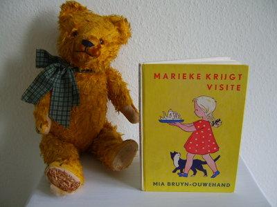 Kinderboekje Marieke krijgt visite