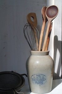 Bleekpoeder pot *Verkocht*