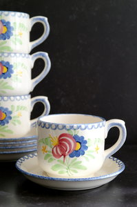 Gisela servies kop en schotels