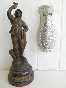 Bakvorm Vis
