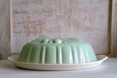 Villeroy & Boch pastel puddingvorm *Verkocht*