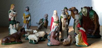 Kerstgroep 1