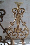 Ornament-kandelaar