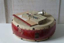Oude-handtrommel-*Verkocht*