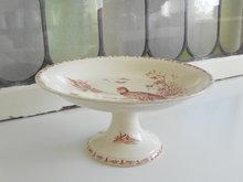 Porcelaine-Opaque-De-Gien-schaal