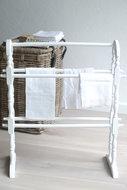 Brocante-was-handdoekenrek-*Verkocht*